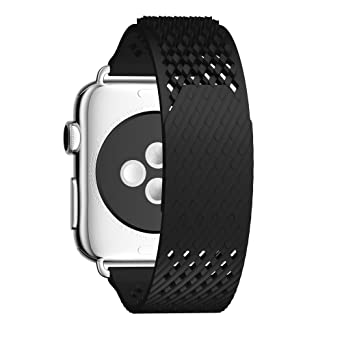 LABB by NOOMOON , Bracelet Apple Watch 42mm , Ultra,confortable et unique  en son