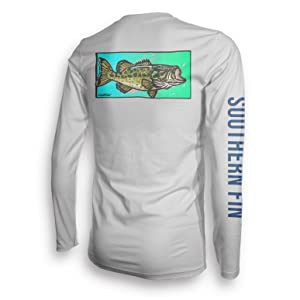 ​Southern Fin Performance Fishing Shirts