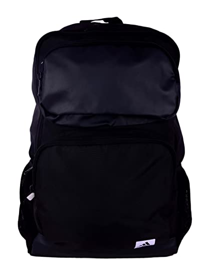 adidas ST BP-2 Polyester Backpack, Men s (Black)  Amazon.in  Sports,  Fitness   Outdoors f469f557a9