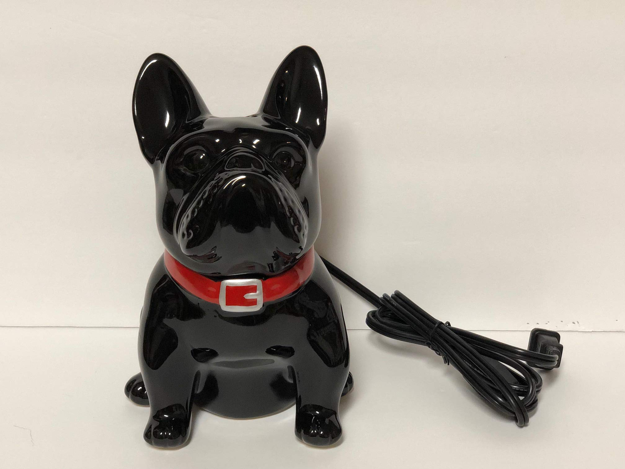Scentsy Frenchie Dog Waxless Candle Warmer