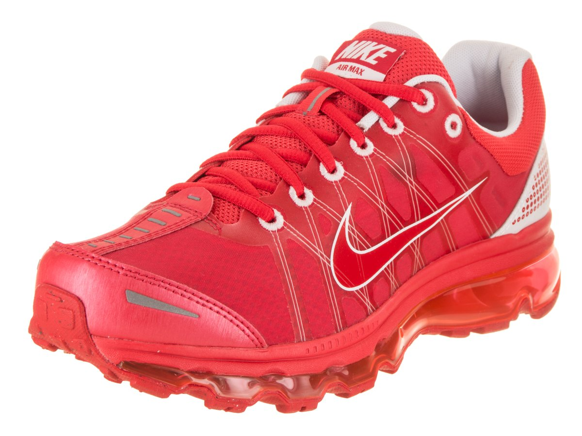 NIKE Men's Air Max 2009 Running Shoe B0078H5B3Y 8.5 D(M) US|Action Red/Action Red