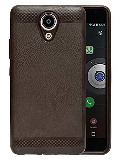 various colors 56705 5972f ECellStreet Back Cover for Panasonic Eluga Ray Max (Brown)