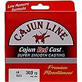 Cajun CAST Filler 330YD 10LB Clear Blue Bayou