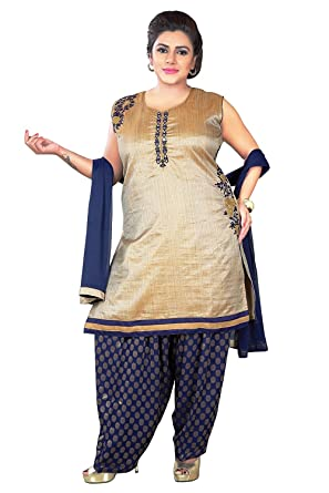 d1e2ce00302 PLUS SIZE INDIAN READYMADE SUITS FOR WOMEN LADIES PATIALA SALWAR SUIT  INDIAN PAKISTANI PARTY WEAR SUIT KAMEEZ WOMAN BIG SIZE CLOTHING BOLLYWOOD  SUIT DRESS ...