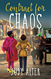 Contract for Chaos: Kelly O'Connell Mystery Number Eight (Kelly O'Connell Mysteries Book 8)