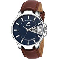 Espoir Analog Blue Dial Men's Watch-LCS-96145