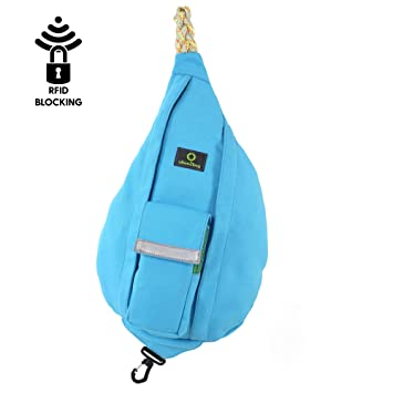 7faa686f6c ubun2bag Backpack Rope Sling Bag for Crossbody