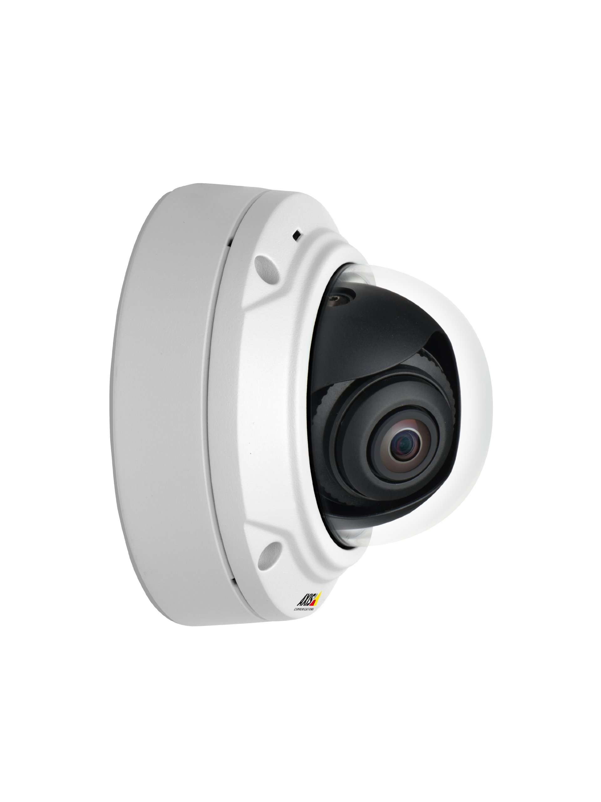 Axis 0547-001 M3026-VE Outdoor Fixed Dome Camera, 3 MP (White) by Axis Communications