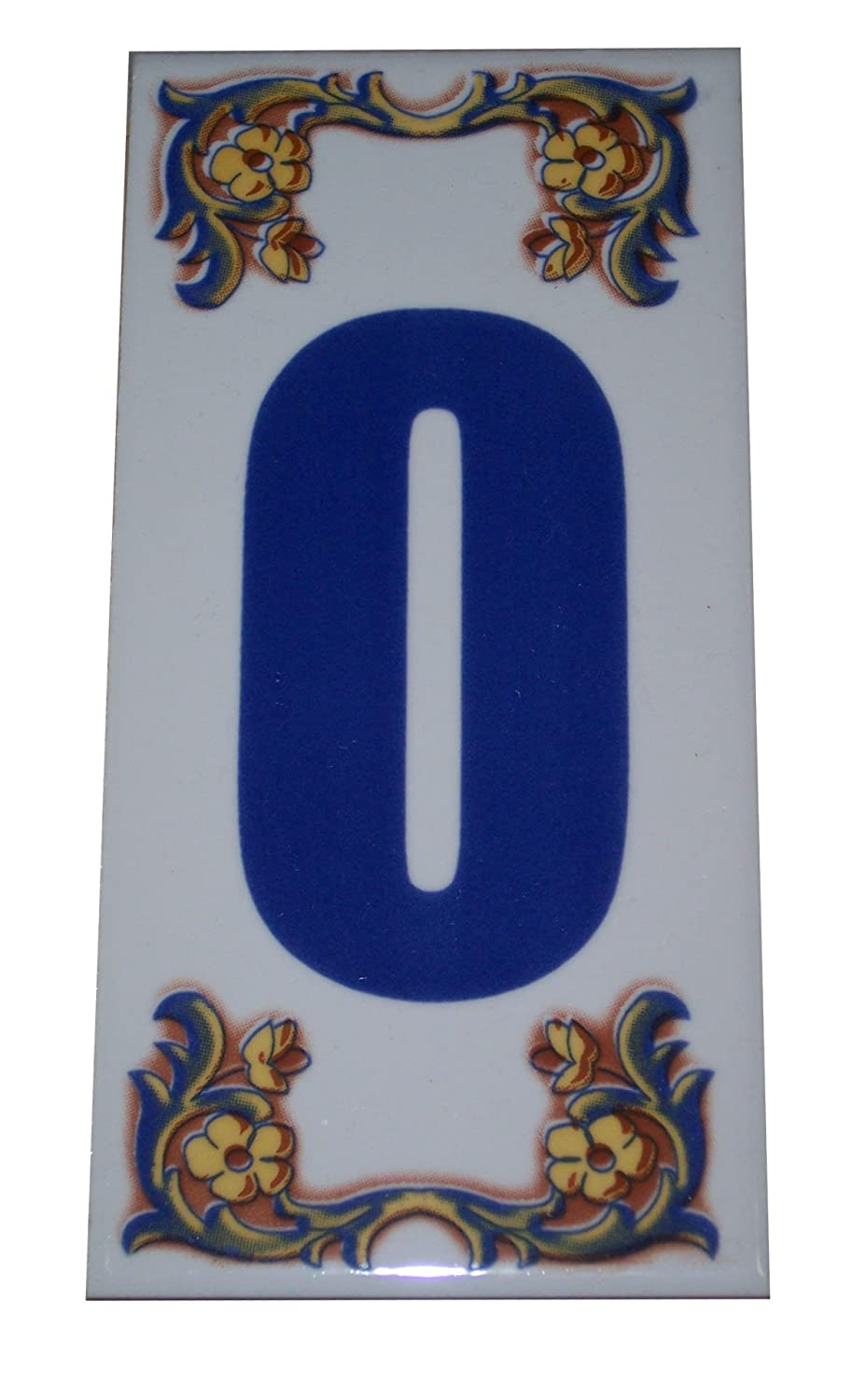 Amazon moroccan decorative house numbers ceramic tile mexican amazon moroccan decorative house numbers ceramic tile mexican spanish mediterranean 0 home kitchen dailygadgetfo Image collections