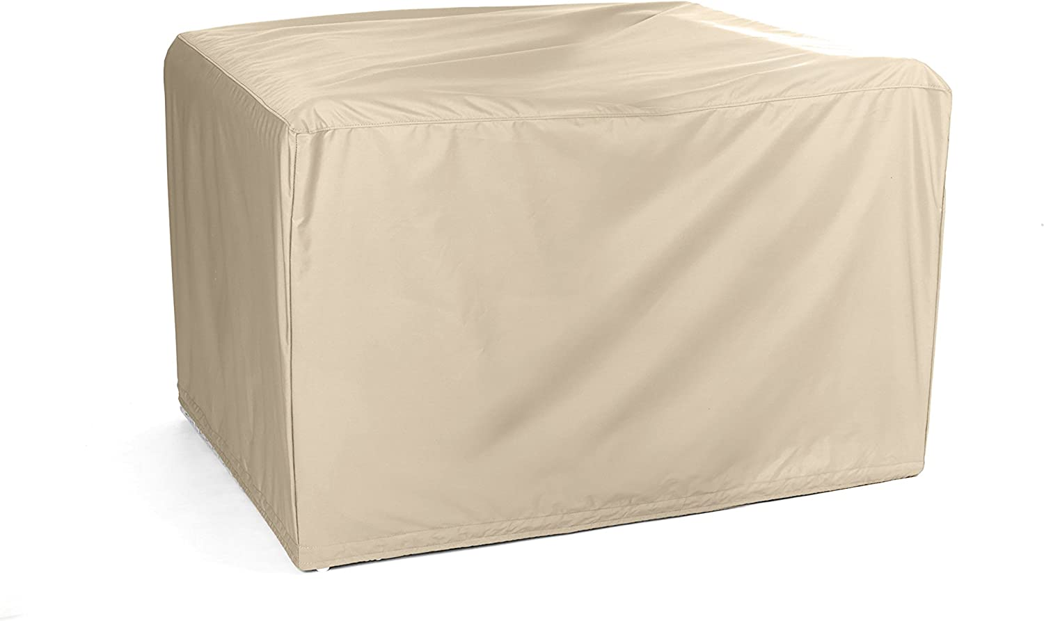 Covermates Modular Sectional Club Chair Cover 38W x 38D x 35H Elite Collection 3 YR Warranty Year Around Protection – Khaki