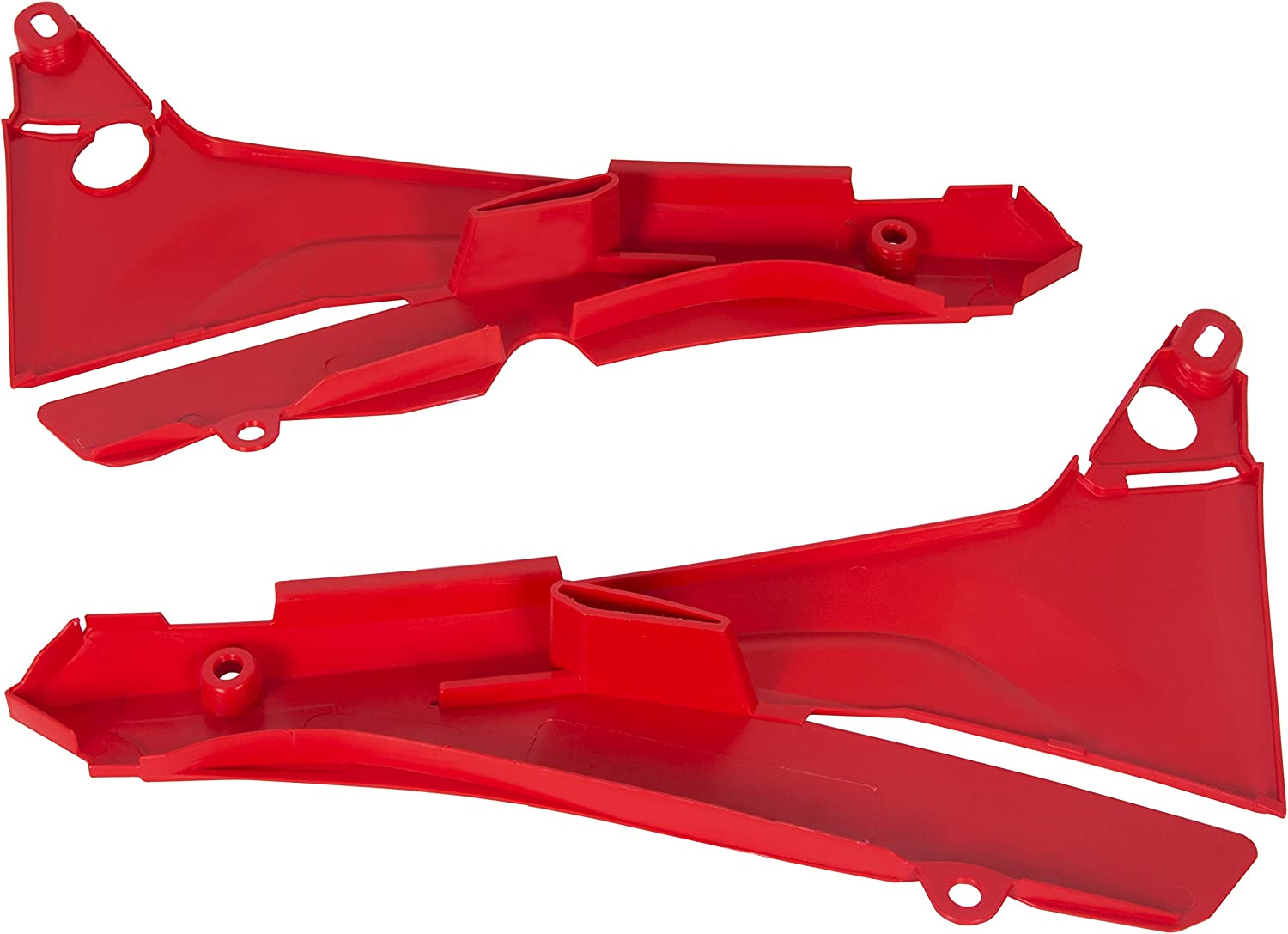Restyle Plastic Kit Bodywork Set New Style Red White Fairing Compatible with Honda CR125R CR250R 2002-2007