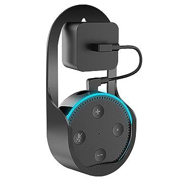 Support Mural Support de Suspension pour Un Echo Dot 2 ND Generation  Speaker – Peu encombrant 35f9c1d73f2b