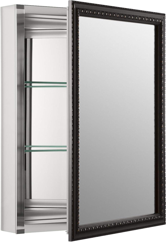 Aluminum Bathroom Medicine Cabinet