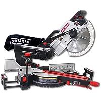 Craftsman 7 1/4'' Compact Sliding Compound Miter Saw