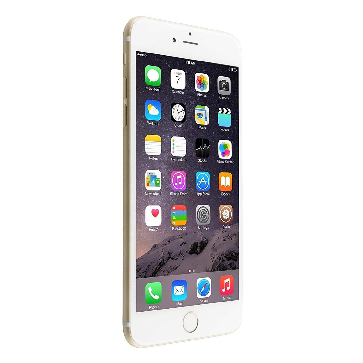 Amazon.com: Apple iPhone 6 Plus, GSM Unlocked, 64GB - Gold ...