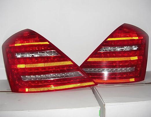2 x para Mercedes Benz W221 S350 S400 S450 S500 S550 S600 ...