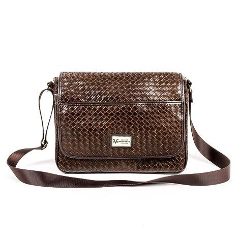 8444e095c560 Versace 19.69 Abbigliamento Sportivo Srl Milano Italia Mens Bag V1969014B  COFFEE  Amazon.ca  Sports   Outdoors