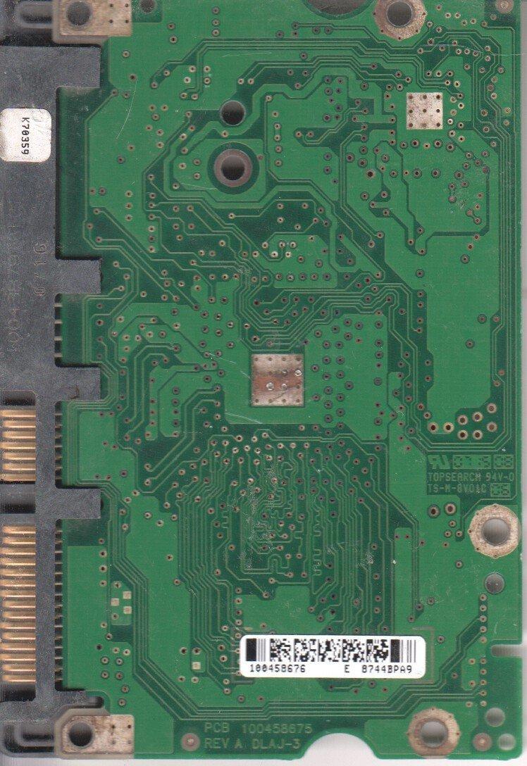ST3500620AS, 9BX144-501, SD15, 100458676 E, Seagate SATA 3 5