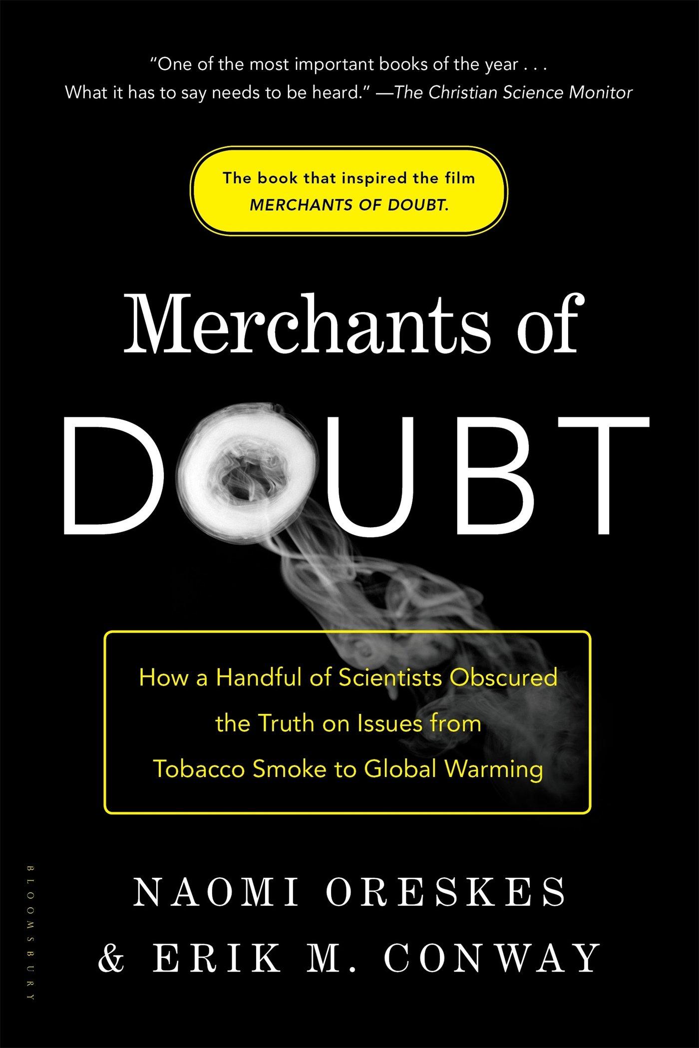 Merchants of death thesis