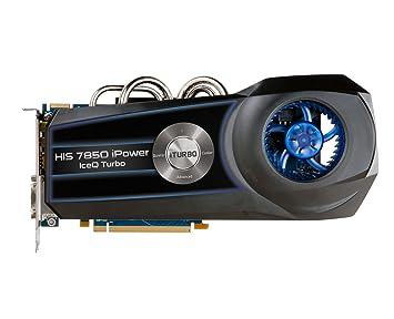 Amazon.com: HIS 7850 iPower IceQ Turbo 4 GB GDDR5 PCI-E 2 x ...
