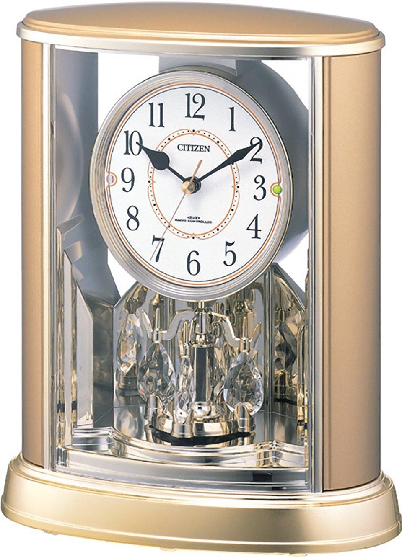 CITIZEN ( シチズン ) 電波 置き時計 パルドリーム R659 4RY659-018 B000HIFCY4