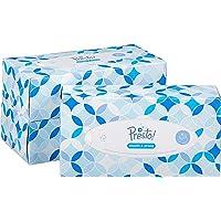 Marca Amazon - Presto! Pañuelos de 4 capas