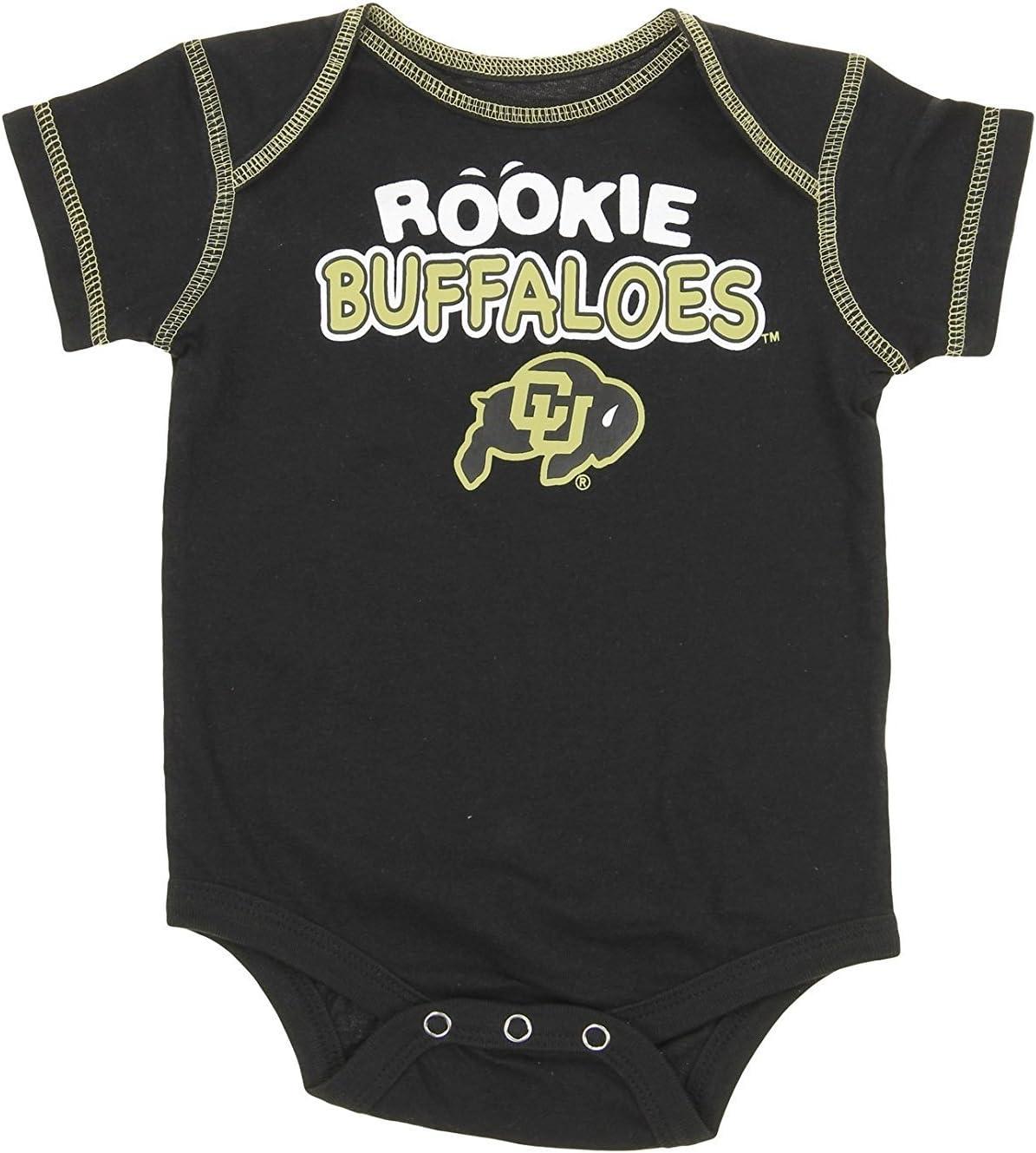 3 Pack Creeper Bodysuit Set 0-18M Outerstuff NCAA Infants Various Teams