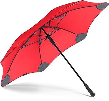 Blunt Farbe ROT - Paraguas de pesca color rojo talla Durchmesser 1,20 m
