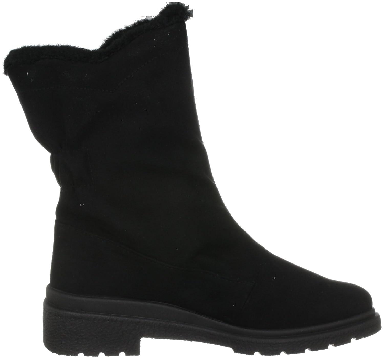 6 293890 V Eu Noir Femme Rohde 35 Bottes Chaussures Uw4qqa