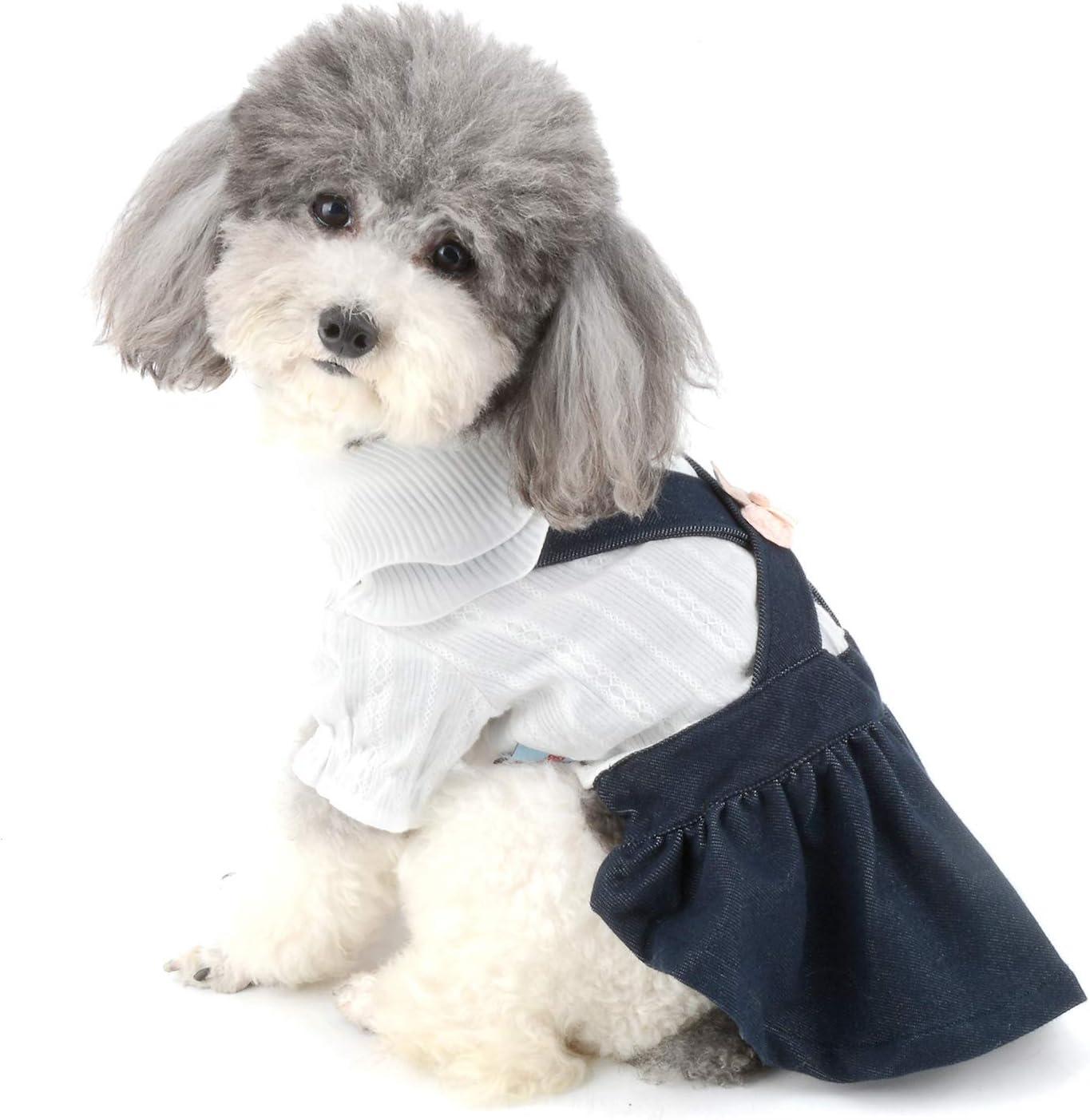 algod/ón suave dise/ño de oso Ranphy Pijama para perro peque/ño