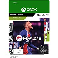 FIFA 21 Standard Edition - PRE-LOAD - Xbox One [Digital Code]