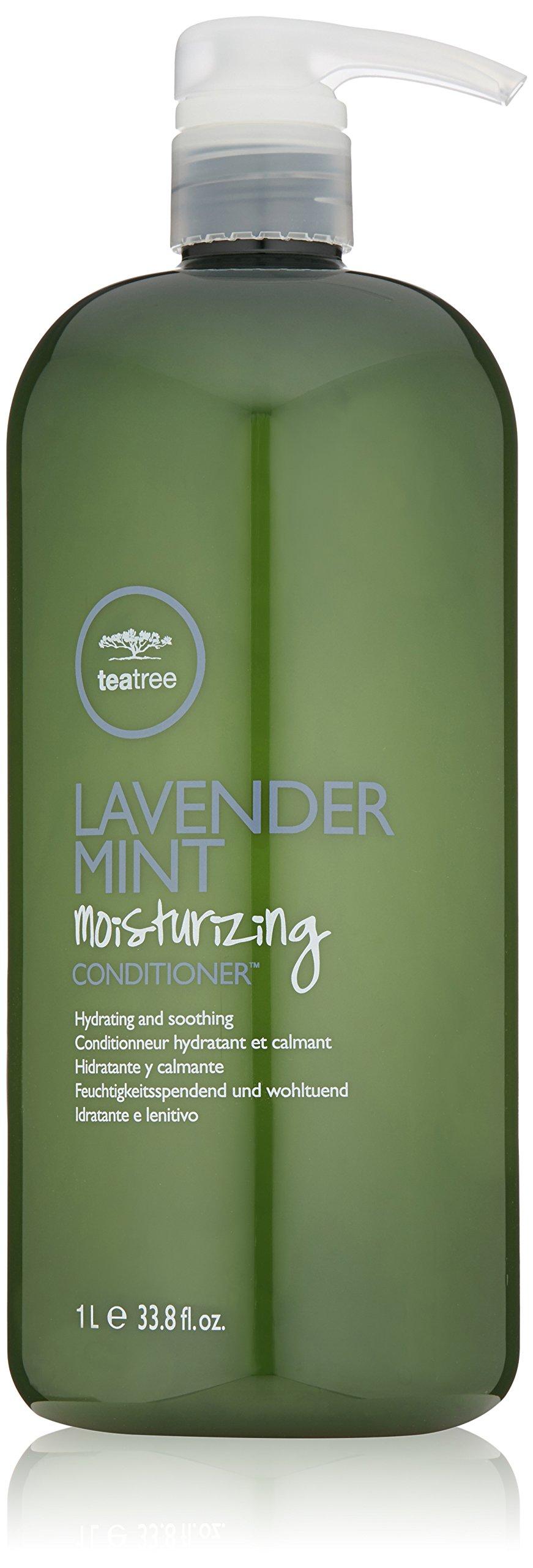 Tea Tree Lavender Mint Moisturizing Conditioner, 33.8 Fl Oz