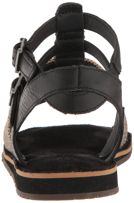 Caterpillar Women's B01HO0YGYO Ensnare Sandal B01HO0YGYO Women's 7 B(M) US|Black 0af2f0
