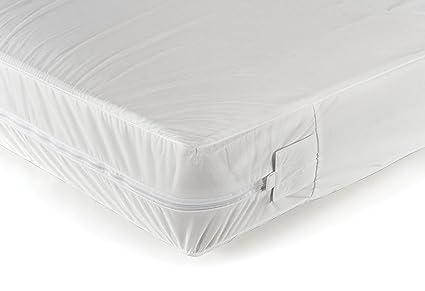 Sealy cama Bug y alergia protección con cremallera para cuna colchón Encasement