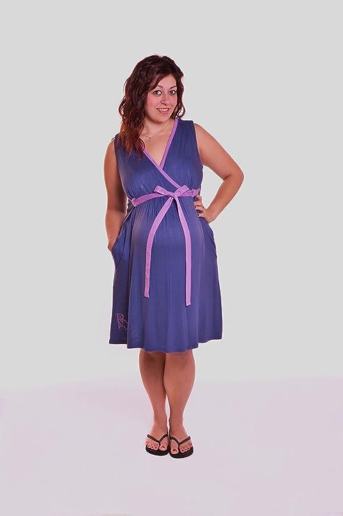 BG Birthing Gown (Blueberry Pie): Amazon.in: Baby