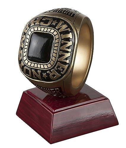 6cbc75359ad Amazon.com   Championship Ring Trophy