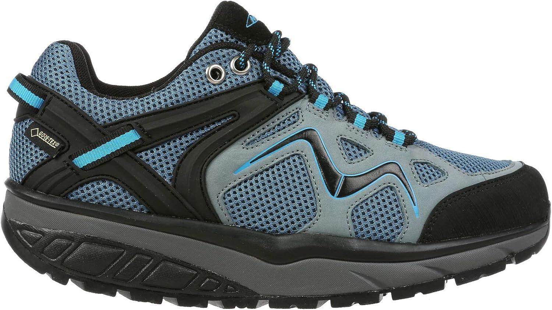 MBT Himaya 18 GTX W, Zapatos de Cordones Oxford para Mujer