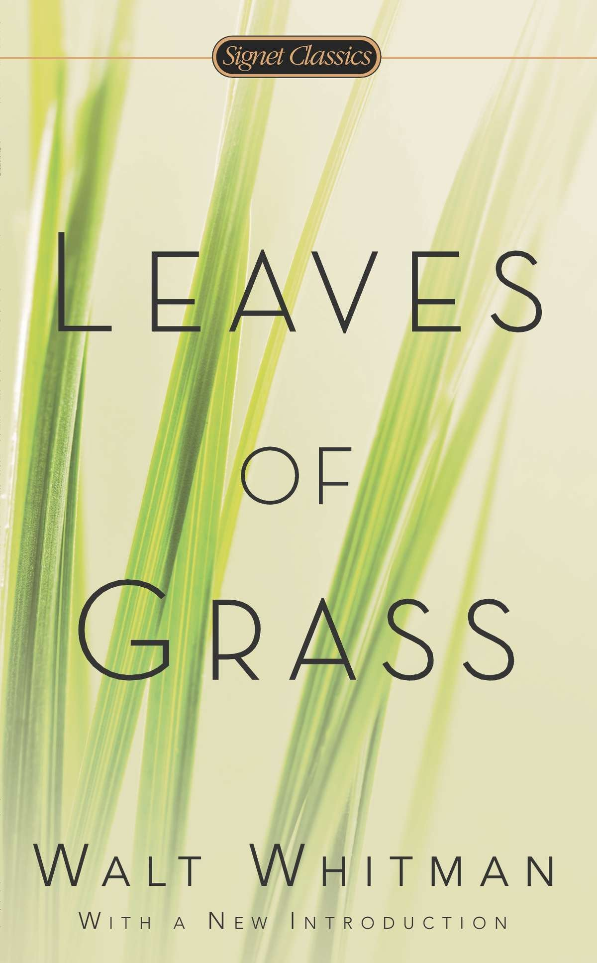Amazon fr - Leaves of Grass - Walt Whitman, Billy Collins, Peter
