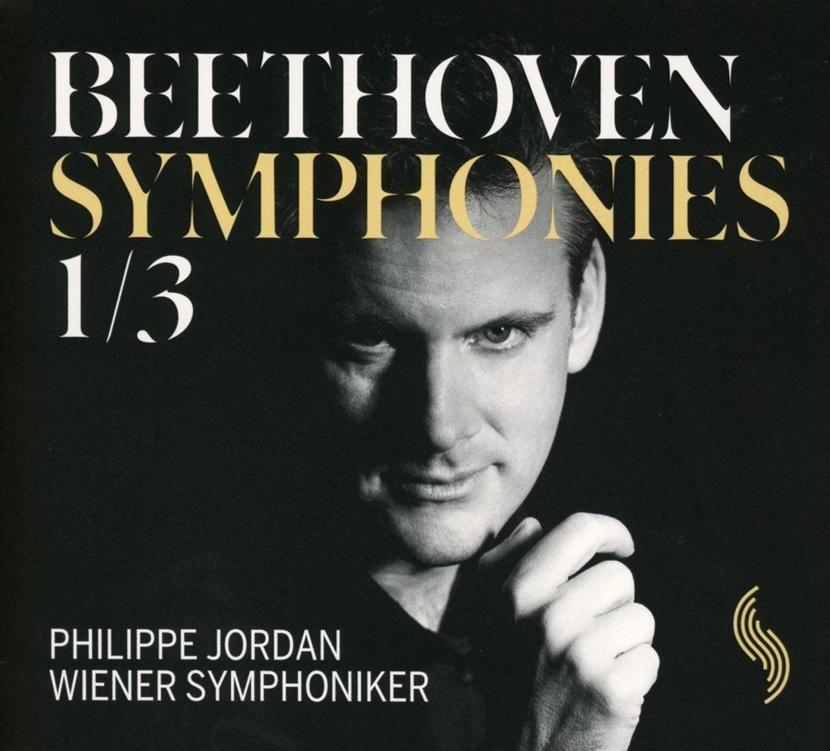 Symphonies 1 3 Philippe Jordan Philippe Jordan Amazon Fr Musique