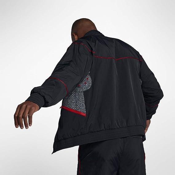 Jordan Retro 3 Woven Jacket Mens Style