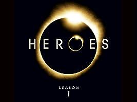 Heroes - Staffel 1 [dt./OV]