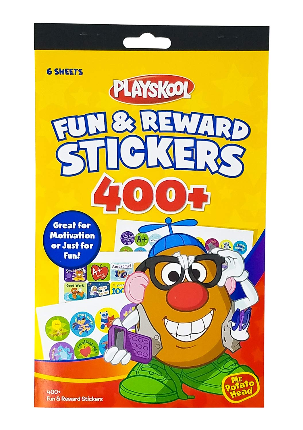 Strong-Willed Fun Stickers Rewards Crafts