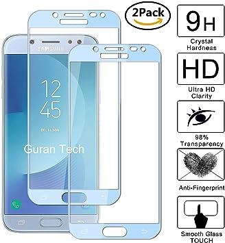 Guran [2 Paquete] Protector de Pantalla para Samsung Galaxy J5 ...