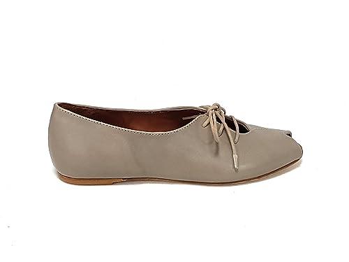 Cordones De Para Mujer Size36 Lili Mill Zinco Zapatos Eu Piel oWdCBxre