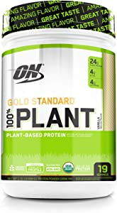 OPTIMUM NUTRITION GOLD STANDARD 100% Whey Protein Powder From Whey Isolates