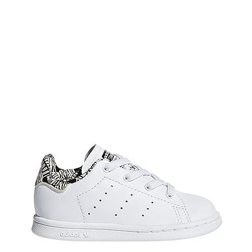 huge selection of 0b835 8ed50 adidas Stan Smith El I, Pantofole Unisex - Bimbi 0-24  Amazon.it  Scarpe e  borse
