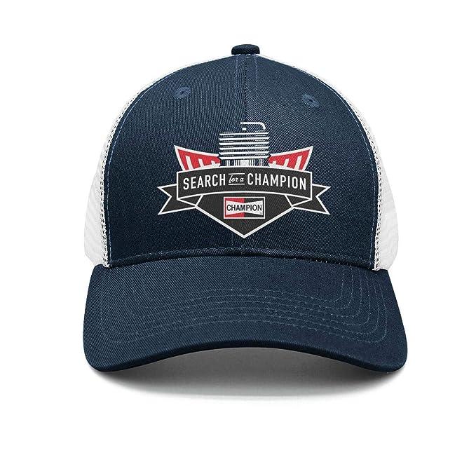 7ba7c7bbde Amazon.com  Champion Spark Plugs Baseball Cap One Size Pigment Hat ...