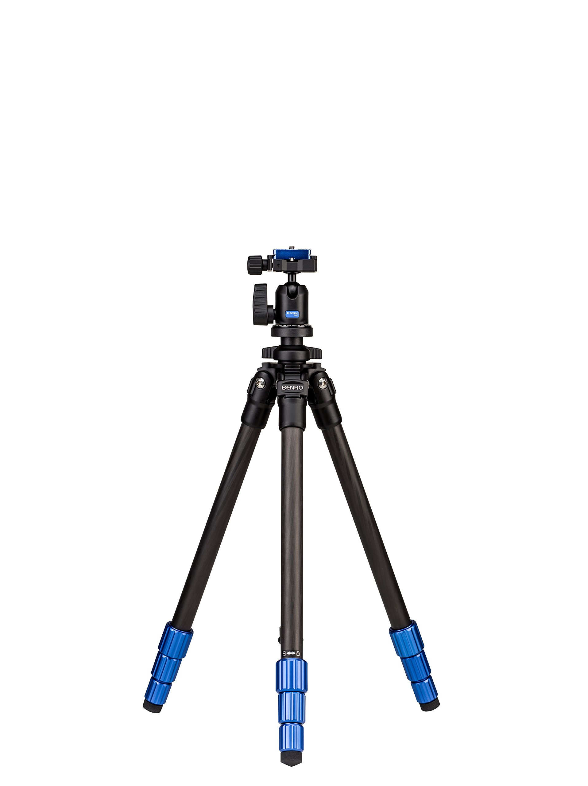 Benro SLIM Carbon Fiber Lightweight Travel Tripod Kit (TSL08CN00)