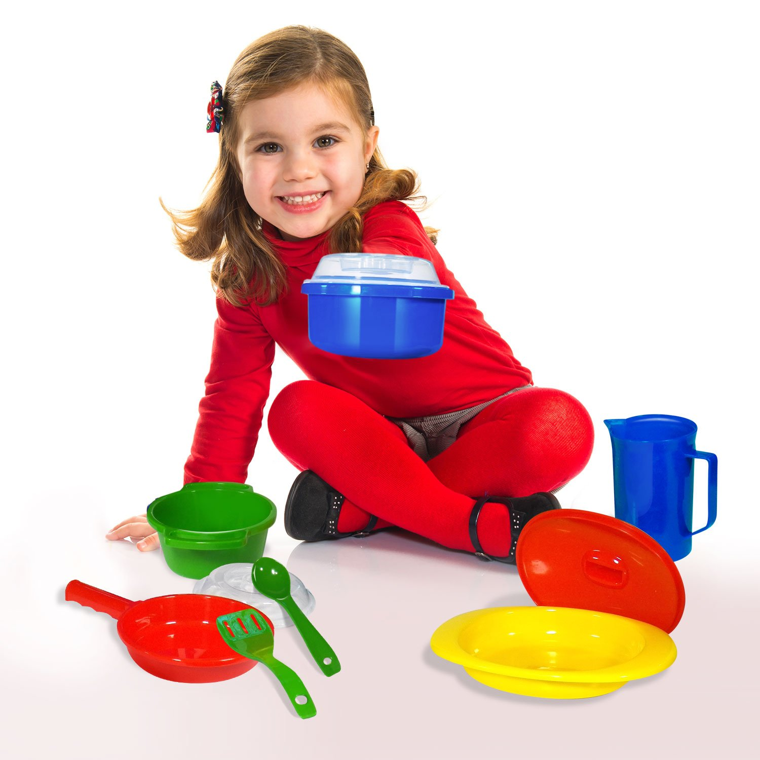 Amazon Kidzlane Toy Pots and Pans Kitchen Accessories