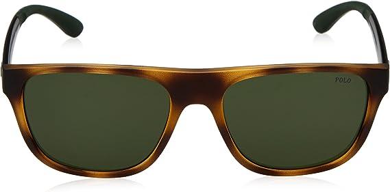 Ralph Lauren POLO 0PH4131 Gafas de sol, Vintage Dark Havana, 57 ...
